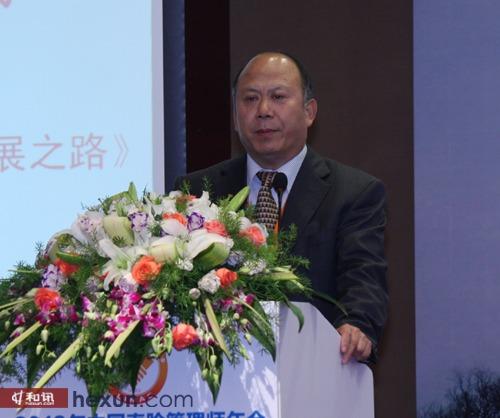 赵振德:预计2012年建信人寿盈利达1亿 未来会增资本金