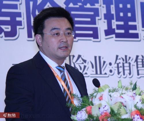蔡强:友邦回归保障根本 推代理人渠道2.0计划改革